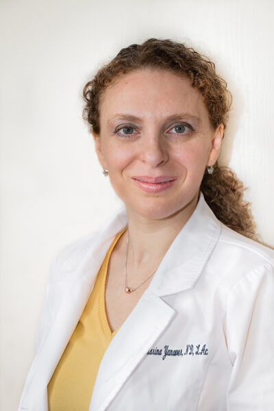 Dr. Yanover